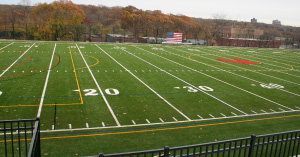 Riverdale Country Day School's Bertino Field, NY